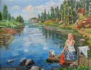 Продам картины,  ,  приму заказы на живопись