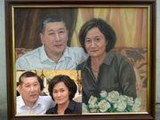 Портреты по фото в Алматы ручной работы живопись стаж 18 лет.