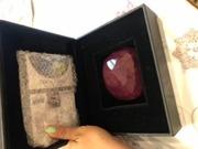 Натуральный рубин 3775 карат